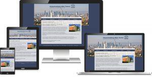 Hausverwaltung Webseite