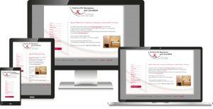 Webdesign für Physiotherapie