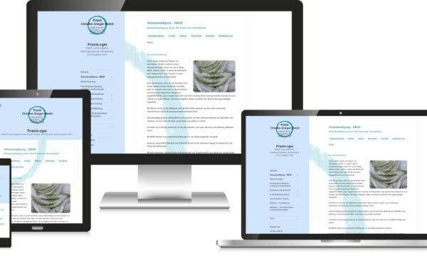 Homepage Coching und Training