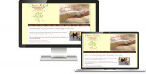 Webdesign Tierphysiotherapie