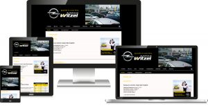 Webseite Dienstleistung