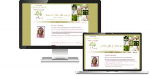 Webdesign Massage Praxis