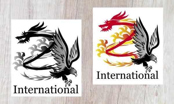 Logo Design handgezeichnet