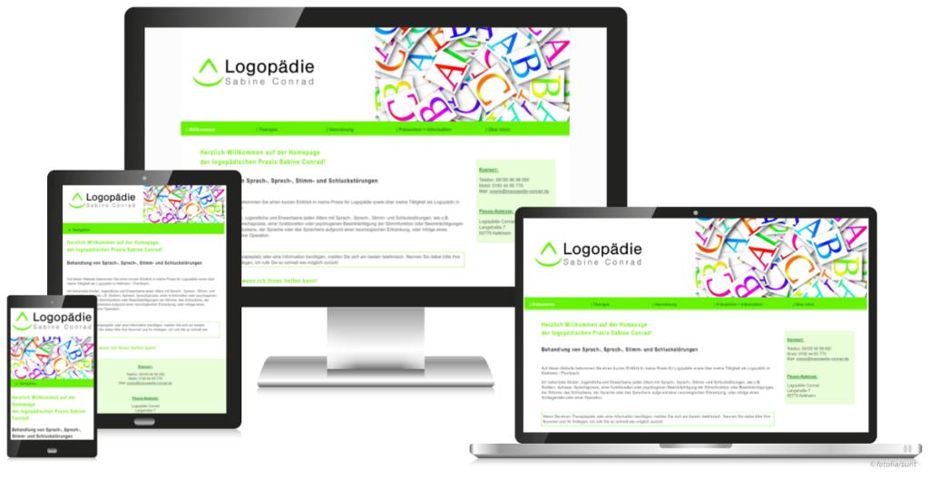 Logopädie Homepage