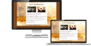 Website Musikservice
